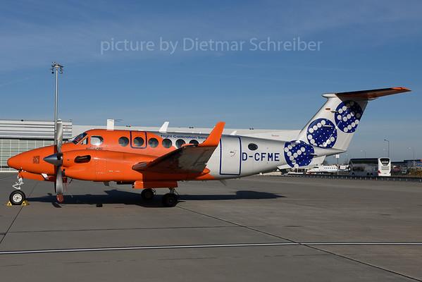 2017-11-22 D-CFME Beech 350 King Air