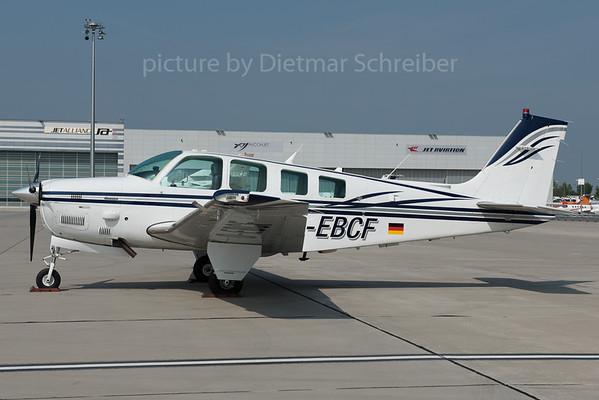 2016-05-05 D-EBCF Beech 36