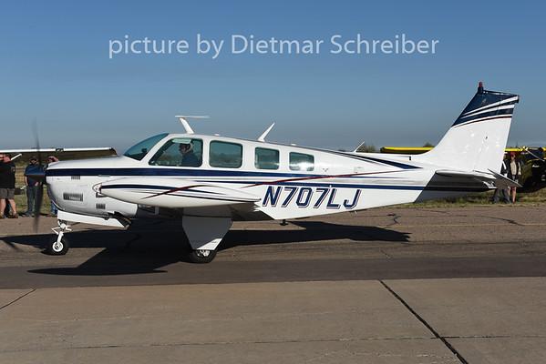 2015-02-07 N707LJ Beech 36