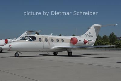 2011-05-25 CS-DMA Beech 400 Netjets