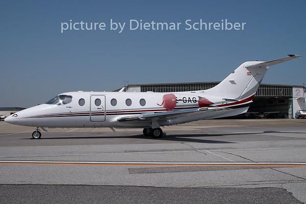 2009-07-23 OE-GAG Beech 400