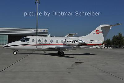 2011-10-03 I-ASER Beech 400