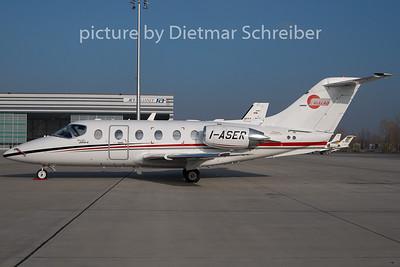 2009-12-15 I-ASER Beech 400
