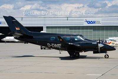 2021-05-29 D-IWEL Beech 60