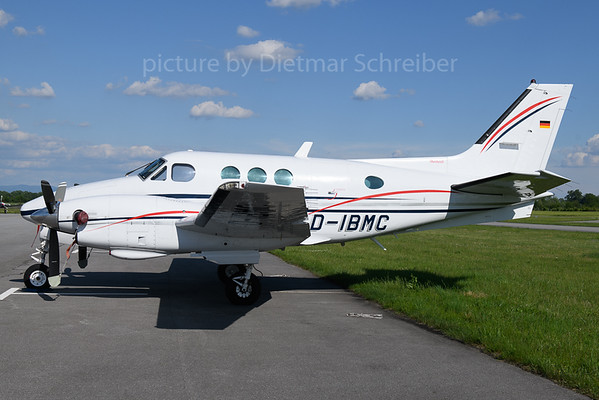 2019-05-30 D-IBMC Beech 90 King Air