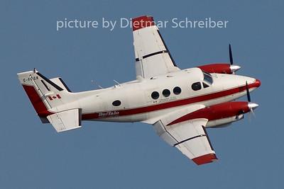 2009-05-31 C-FCGH Beech 90 King Air Buffalo AIrways