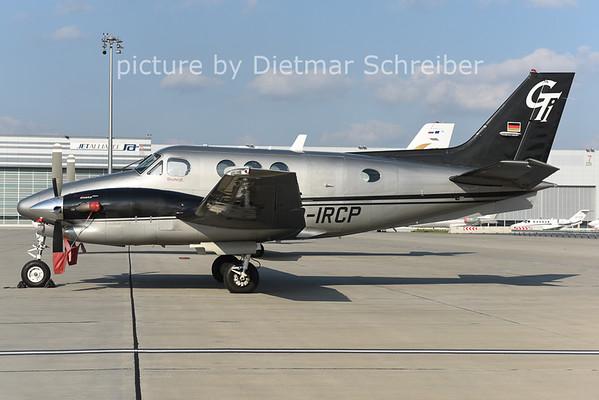 2014-10-03 D-ICRP Beech 90 King AIr