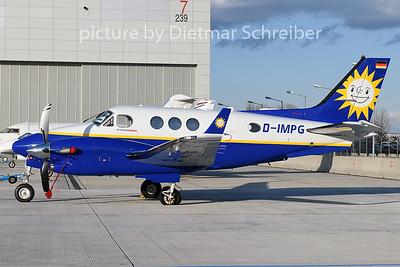 2020-03-04 D-IPMG Beech 90 King Air