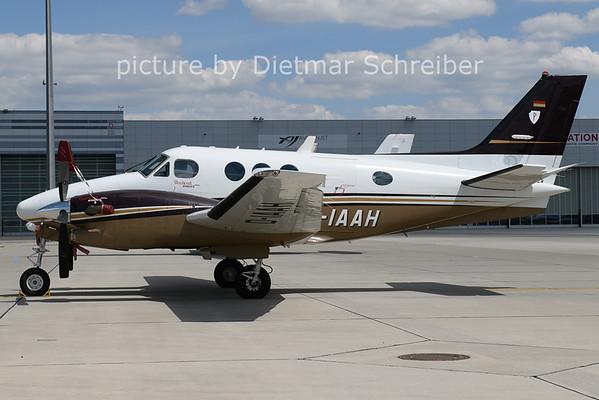 2021-06-01 D-IAAH Beech 90 King Air