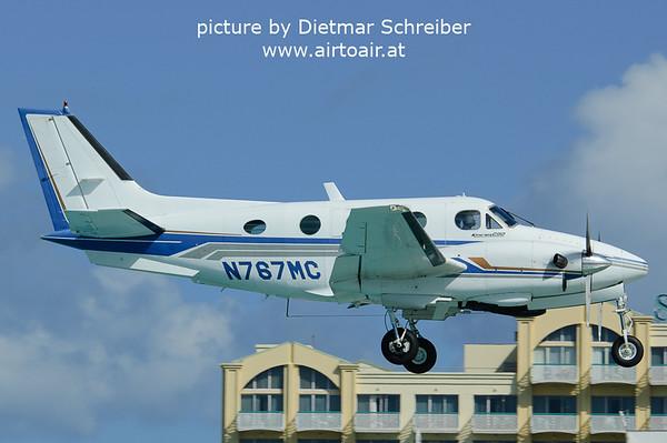 2006-03-06 N767MC Beech 90 King Air