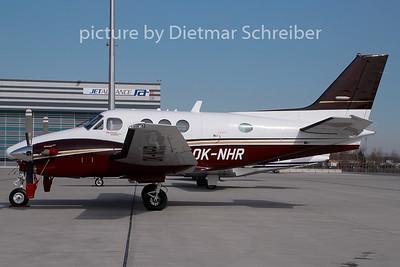 2008-03-07 OK-NHR Beech 90 King Air
