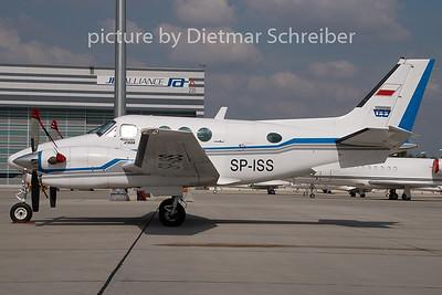 2009-09-03 SP-ISS Beech 90 King Air