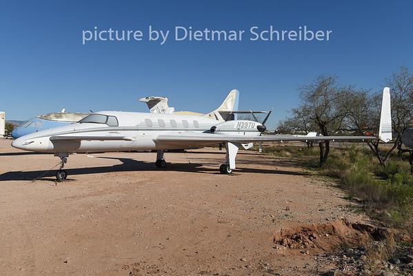 2015-02-08 N39TU Beech Starship