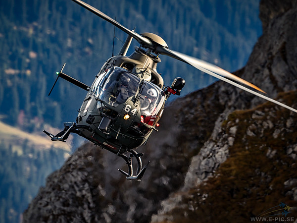Eurocopter, EC635, Switzerland