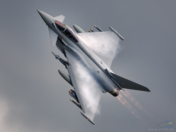 Eurofighter Typhoon FGR4 - BAE/RAF