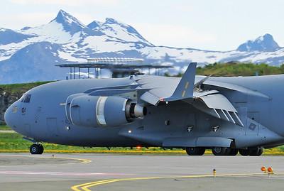"Boeing C-17A Globemaster III ""SAC 01"""