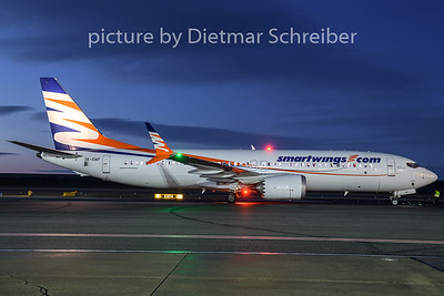 2019-01-04 OK-SWF Boeing 737-800max Smartwings