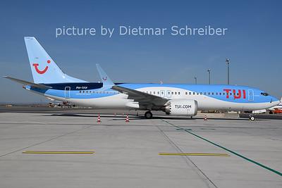 2021-03-30 PH-TFP Boeing 737-800max Tuifly