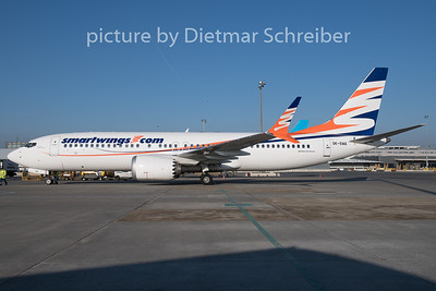 2019-02-06 OK-SWA Boeing 737-800max Smartwings