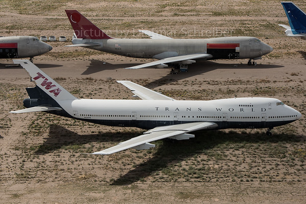 2016-03-06 N129TW Boeing 747-100 TWA