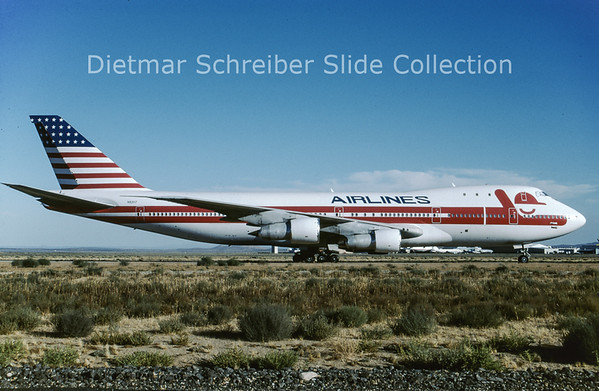 N93117 Boeing 747-131 (c/n 20322) Family Airlines