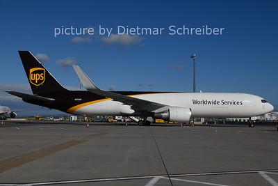 2021-05-28 N395UP Boeing 767-300 UPS
