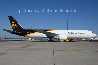 2021-06-10 N363UP Boeing 767-300 UPS