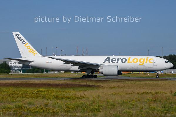 2021-07-21 D-AALH Boeing 777-200 Aerologic