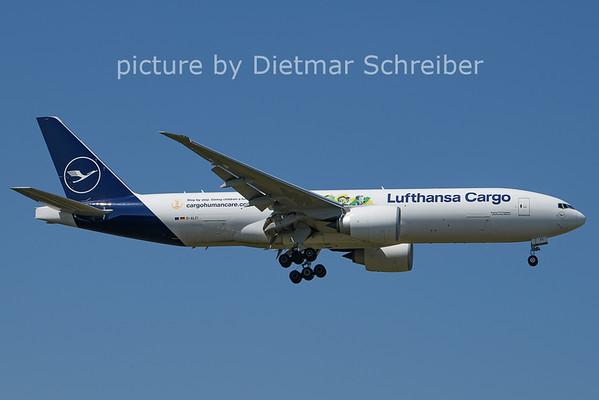 2021-07-21 D-ALFI Boeing 777-200 Lufthansa Cargo