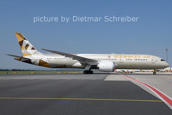 2021-08-12 A6-BNA Boeing 787-9 Etihad