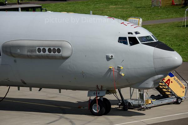 2016-09-01 LX-N90444 Boeing E3 AWACS NATO
