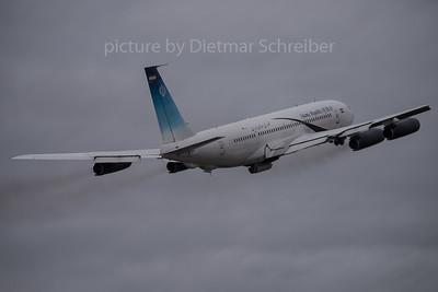2016-04-01 EP-AJD / 1002 Boeing 707-300 Iran Government / Meraj Air