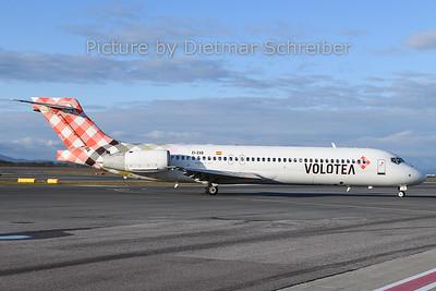 2019-12-26 EI-EXB Boeing 717 Volotea