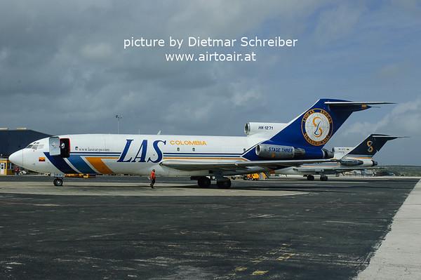 2006-03-01 HK-1271 Boeing 727-100 LAS