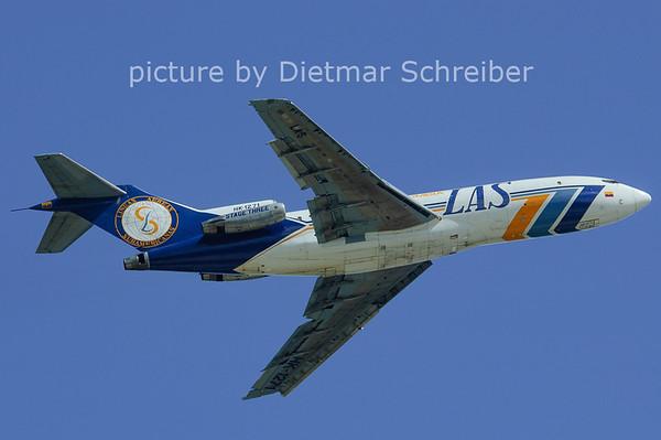 2006-02-28 HK-1271 Boeing 727-100 LAS