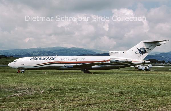 2008-11 HP-1585-PVI Boeing 727-224F (c/n 20662) Panavia