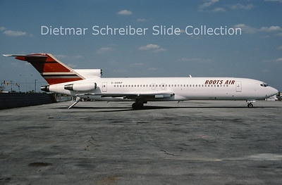 2001-05 C-GOKF Boeing 727-214 (c/n 20162) Roots Air