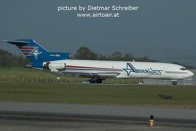2006-03-03 N495AJ Boeing 727-200 AMerijet