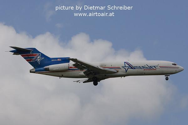 2006-03-03 N804AJ Boeing 727-200 Amerijet