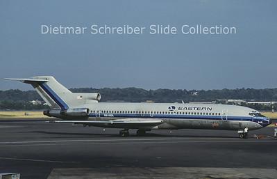 N549EA Boeing 727-254 (c/n 20252) Eastern Airlines