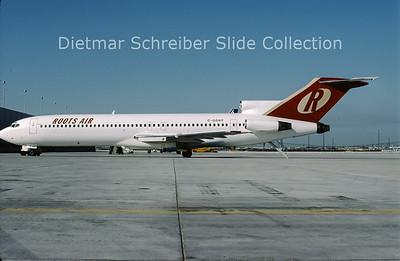C-GOKF Boeing 727-214 (c/n 20162) Roots Air