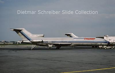 N548EA Boeing 727-254 (c/n 20251) Trump Shuttle