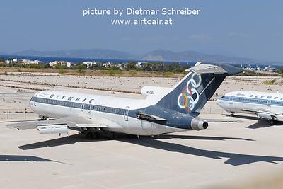2021-09-04 SX-CBA Boeing 727-200 Olympic