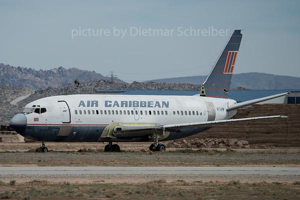 2016-03-04 N74PW Boeing 737-200 Air Caribbean