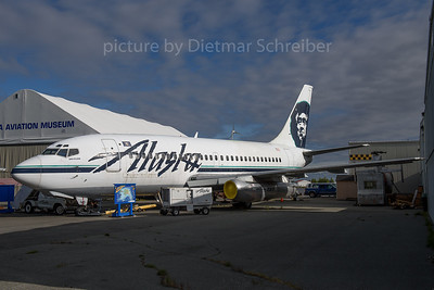 2017-05-23 N740AS Boeing 737-200 Alaska Airlines