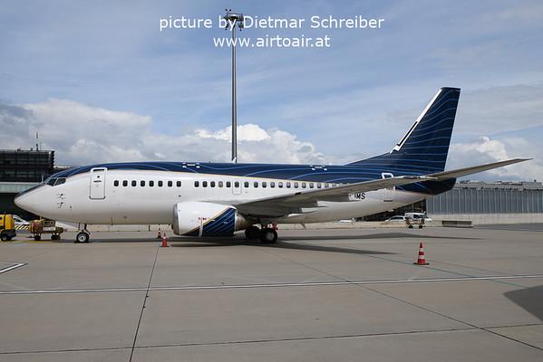 2021-08-29 LY-JMS Boeing 737-500 Klasjet