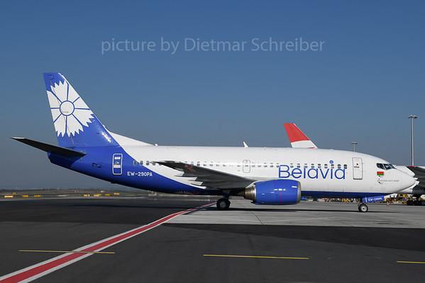 2020-04-01 EW-290PA Boeing 737-500 Belavia