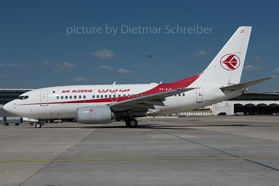 2016-04-20 7T-VJT Boeing 737-600 Air Algerie