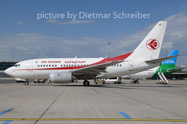 2018-07-25 7T-VJQ Boeing 737-600 Air Algerie