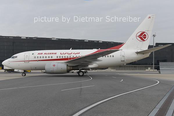 2014-10-29 7T-VJR Boeing 737-600 Air Algerie